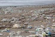 Tropické ráje zamořené odpadky