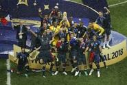 Skvělé finále ovládli Francouzi, mistry světa jsou po dvaceti letech
