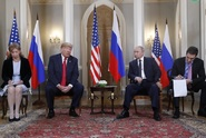 Summit začal. Trump: Chci s Ruskem udržovat dobré vztahy