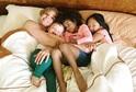Katherine Heigl s rodinou.