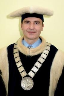 Docent Pavel Zonča.