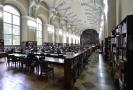 Národní knihovna v budově Klementina.