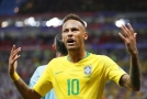 Fotbalista Neymar.