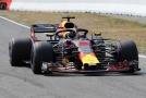 Daniel Ricciardo ovládl první trénink na VC Německa, do závodu však půjde z posledního místa.