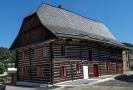 Dřevěnka v Úpici.