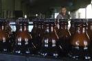 Pivo z pivovaru v Jihoafrické republice.