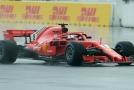 Kvalifikaci F1 v Německu vyhrál Vettel, Hamilton nedojel.