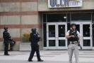 Policie Los Angeles, při zásahu v obchodě (ilustrační foto).
