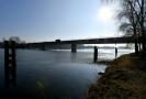 Most ve Štětí projde rekonstrukcí.