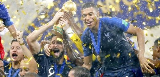 Francouzský útočník Kylian Mbappé překvapil fanoušky.