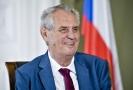 Prezident Miloš Zeman chce kauzu H-Systemu probrat s Rychetským a Šámalem osobně.