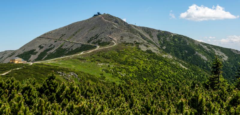 Dokážete přiřadit hory k pohořím?