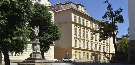 Univerzita Palackého v Olomouci.