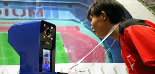 Na olympijských hrách v Tokiu bude poprvé v historii nasazena technologie rozpoznávání obličejů.