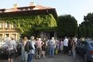 Vila Karla Čapka bude přístupna pouze na dvě hodiny.