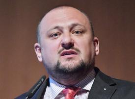 Prezident Unie zaměstnavatelských svazů (UZS) Jiří Horecký.