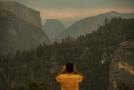 Yosemitský národní park.