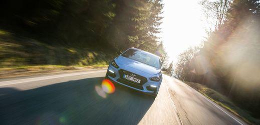 Hyundai představit filozofii vysokovýkonné divize N.