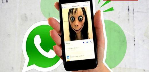 Děti ohrožuje sebevražedná hra na mobilu MoMo.