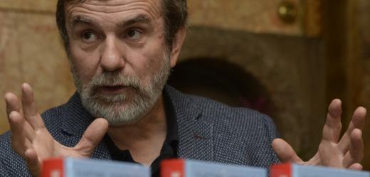 Historik, publicista a spisovatel Vlastimil Vondruška.