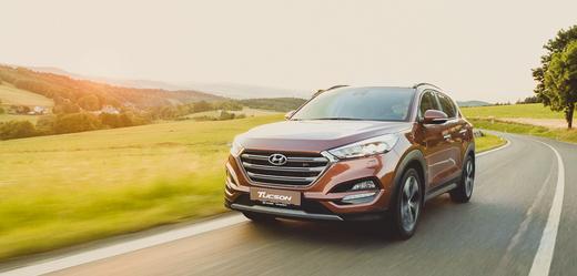 Perfektní hodnocení! Auto Bild vychválil Hyundai Tucson.