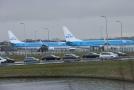 Letiště Schiphol u Amsterodamu náhle přerušilo provoz.