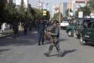 Afghánské bezpečnostní síly mají napilno.