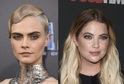 Cara Delvingne a Ashley Benson.