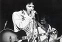 """Král rokenrolu"" Elvis Presley."