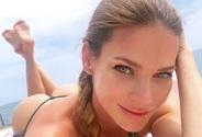 Obrazem: 10 nejvíce sexy fotek Andrey Verešové v plavkách