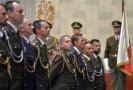 Vojáci dostali na Vítkově medaile a ocenění za zahraniční mise.