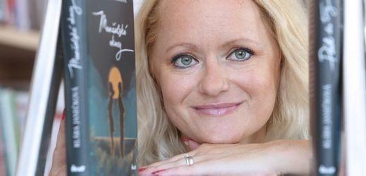 Spisovatelka Klára Janečková.