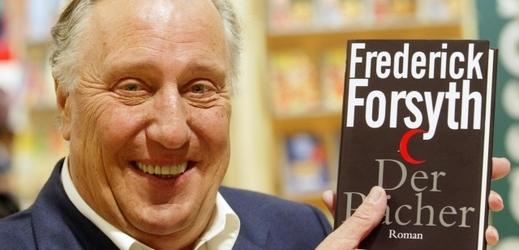 Britský spisovatel Frederick Forsyth.