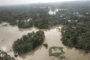 Obří záplavy v Indii si vyžádaly přes čtyři sta mrtvých