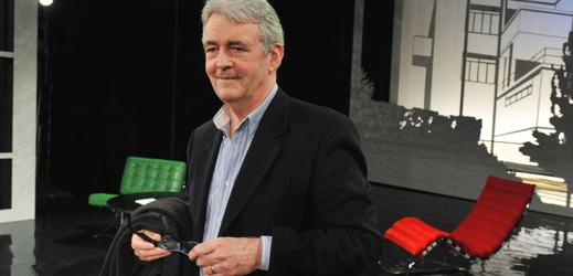 Anglický spisovatel Simon Mawer.