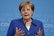 Merkelová: Stateční lidé v ČSSR přispěli ke sjednocené Evropě