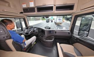 Hyundai úspěšně demonstroval jízdu autonomního nákladního vozidla