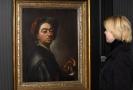 Autoportrét českého barokního malíře Petra Brandla.