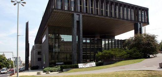 Nová budova Národního muzea.