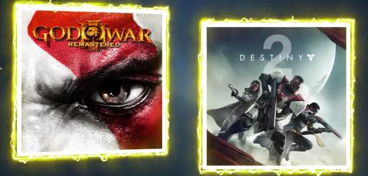 Sony dává majitelům PlayStation 4 střílečku Destiny 2 a v září nabídne další hry