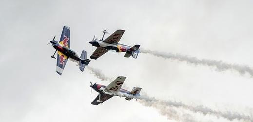 Česká akrobatická skupina Flying Bulls, CIAF 2017.