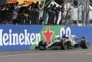V Monze vyhrál Hamilton a zvýšil náskok v čele MS formule 1.