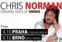 Vyhrajte vstupenky na Chrise Normana ze Smokie.