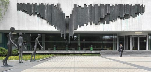 V Ostravě se přesně před 50 lety se začal budovat kampus Vysoké školy báňské - Technické univerzity Ostrava (na snímku z 22. dubna), který dodnes patří k největším ve střední Evropě.