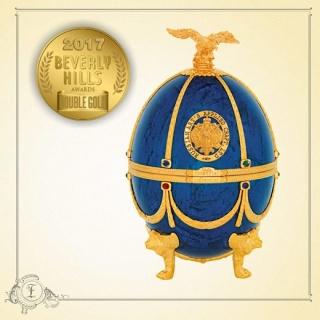 Společnost Lagoda Group vyrábí každoročně asi 1200 Fabergého vajec v různých barvách.