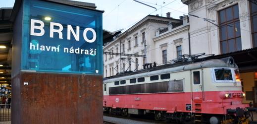 Nádraží v Brně (ilustrační foto).