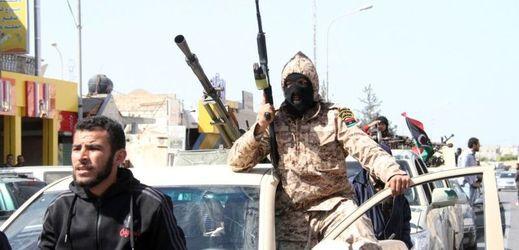 Milice v Lybii, 2016.