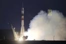 Kosmická loď Sojuz.