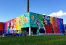 Street Art Festival v Olomouci.