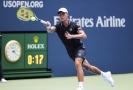 Márton Fucsovics při letošním US Open.